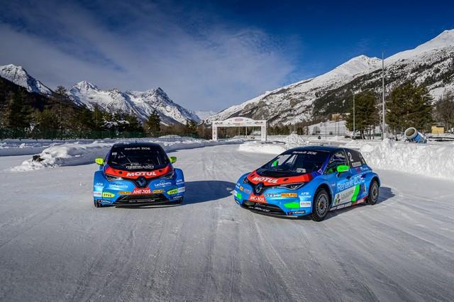 L'heure De La Comfirmation Pour ZOE Glace Et Les Pilotes Du Team Da Racing-Renault-Motul 2020-ZOE-GLACE-e-TROPHEE-Andros-Team-D-A-Racing-Renault-Motul-20