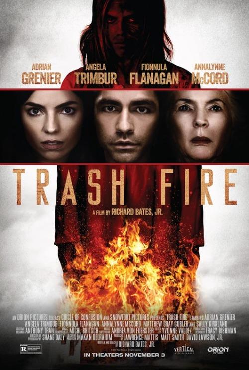 Śmierć w ogniu / Trash Fire (2016) PL.1080p.BluRay.x264.DD2.0-FOX / Lektor PL