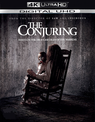 The Conjuring 1 - L'Evocazione (2013) FullHD 1080p WEBrip HDR10 HEVC AC3 ITA + DTS ENG - ItalyDownload