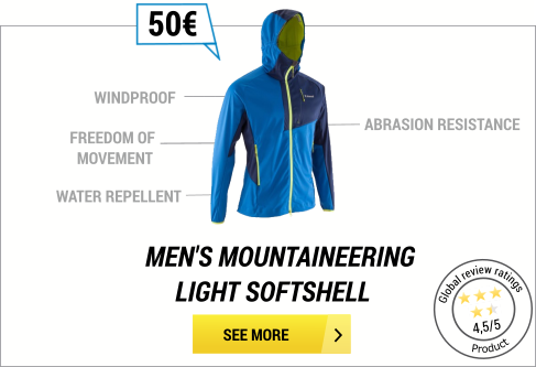 Mountaineering-Softshell