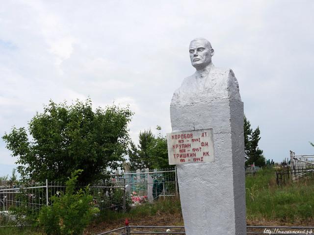 Шилкинский район стал участником Всероссийской военно-патриотической акции «Горсть Памяти»