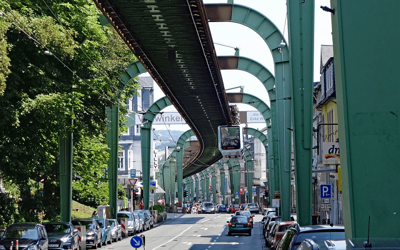 Wuppertal city photo