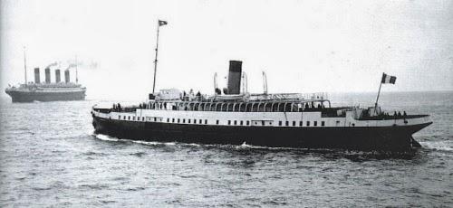 SS Nomadic 1:100 Nomadic-titanic