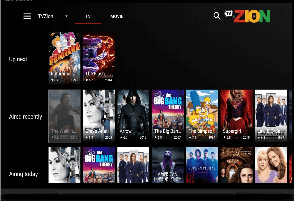 Movie Downloader Website