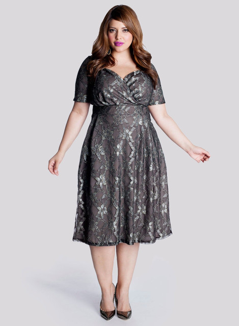 Plus Size Evening Wear Online