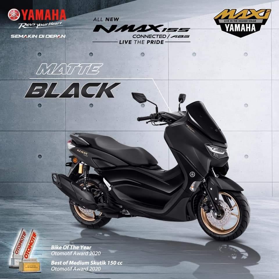 nmax-155-black-matte