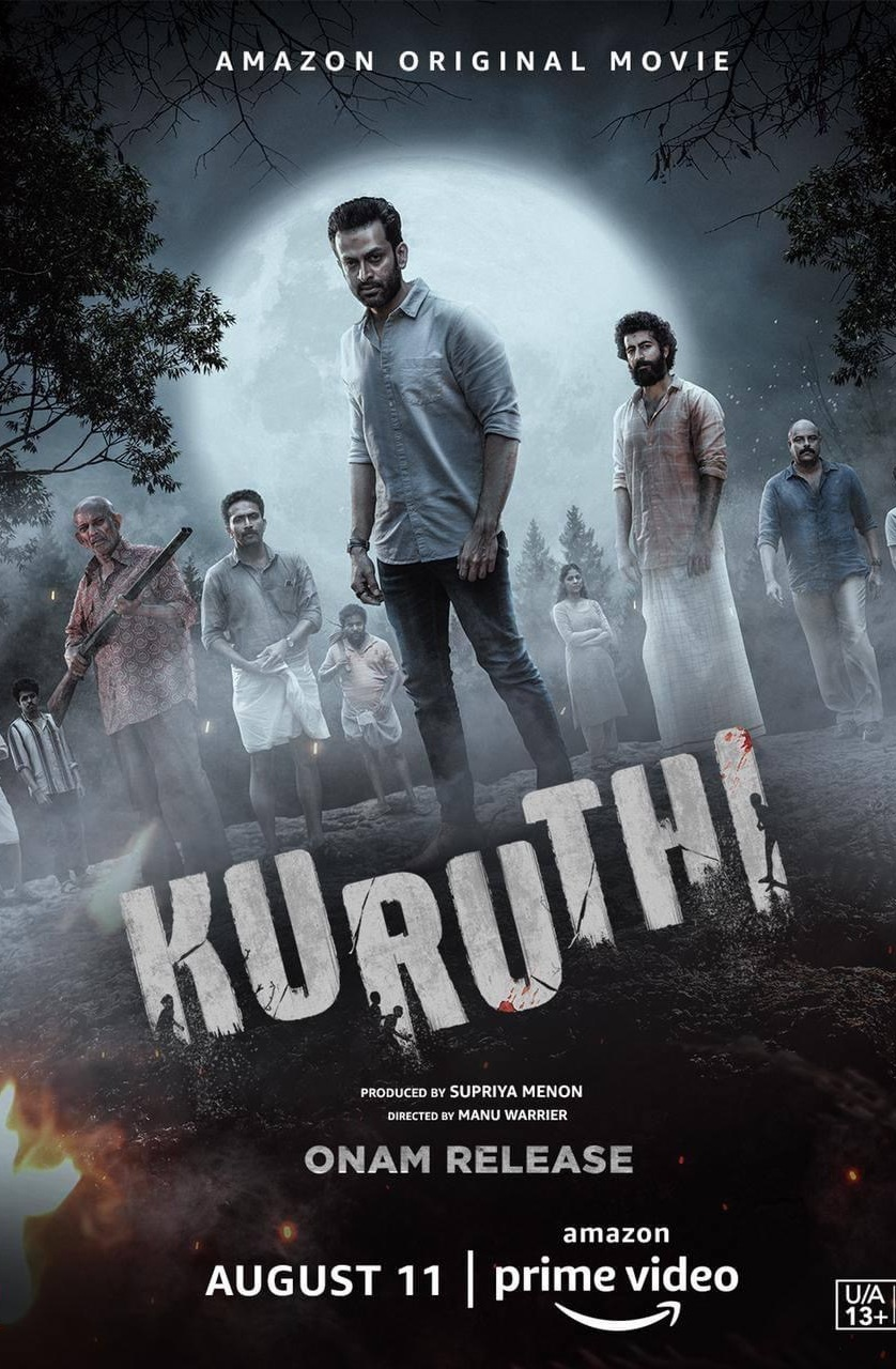 Kuruthi 2021 [HQ Hindi DD5.1] 1080p 720p 480p WEBRip Download