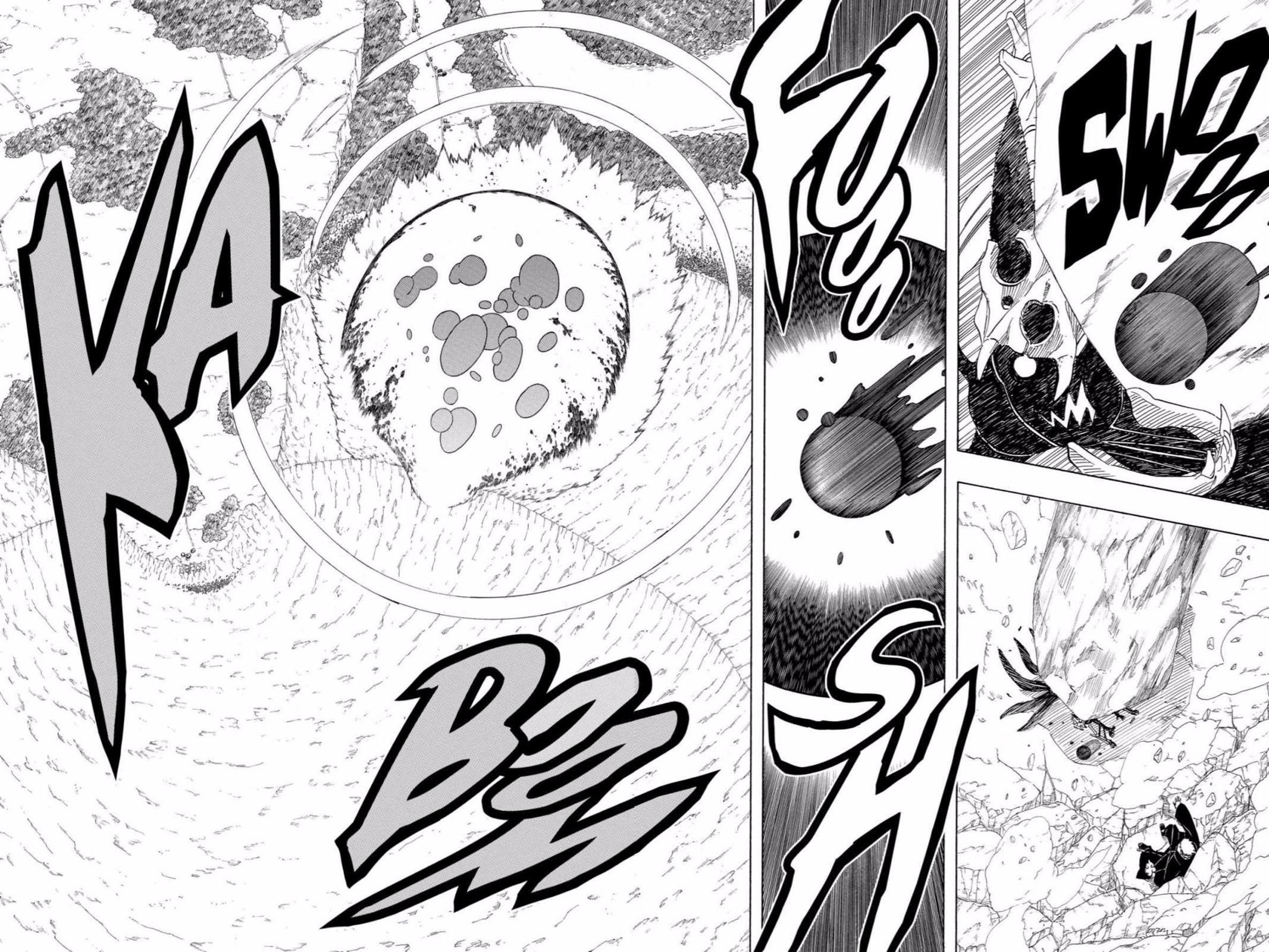Jiraya vs Nagato - Página 3 0438-008
