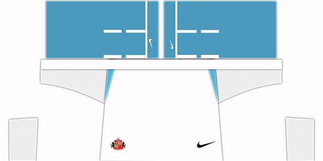 Sunderland-away-2002-shorts