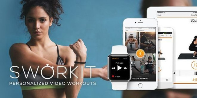 Reviews of Sworkit