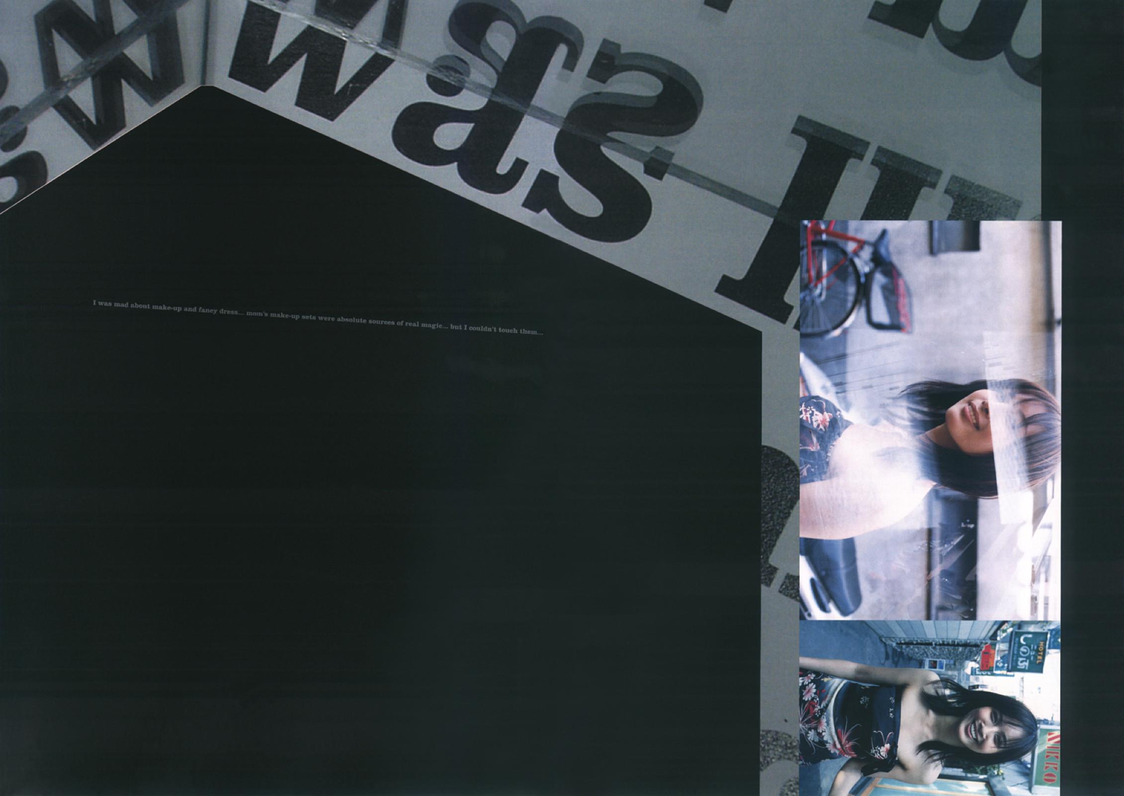 月刊 加藤夏希 写真集 natuki018-019
