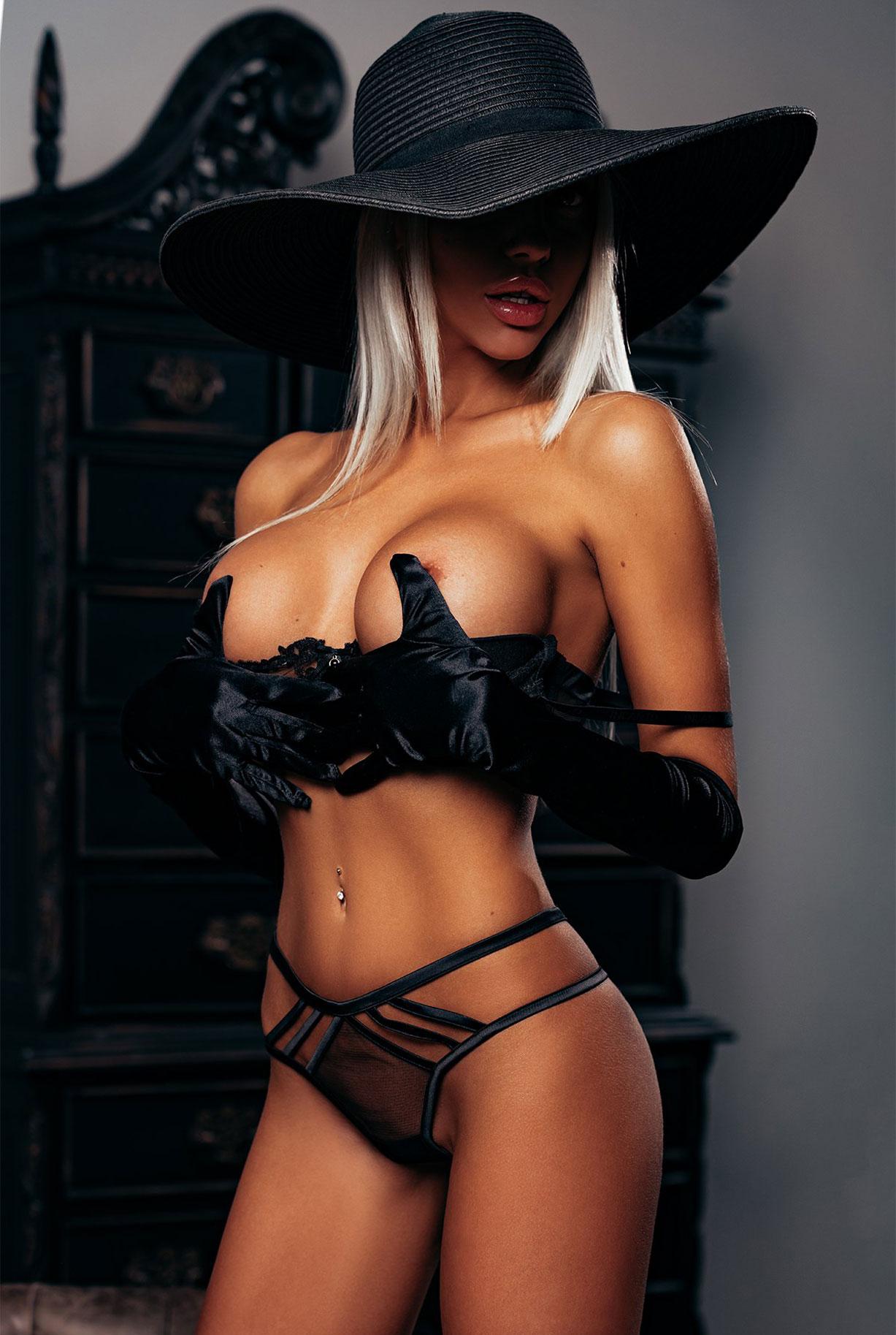 Анастасия Щеголева - модель с большой грудью / фото 06