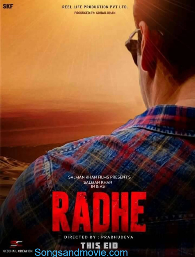 Radhe Salman Khan Movie 2020