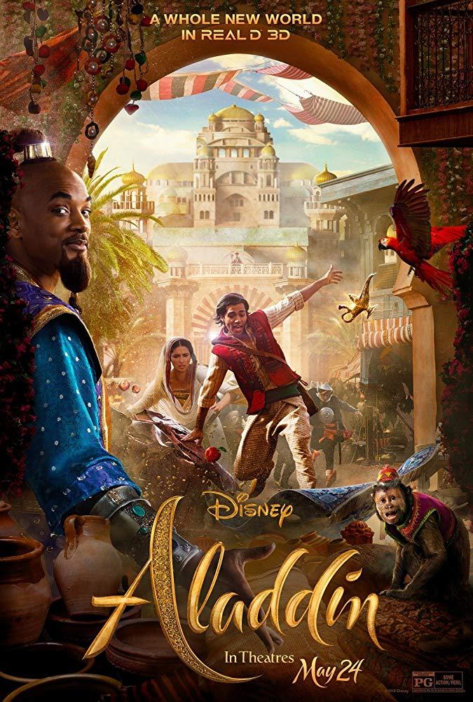 Aladdin 2019 HDCam x264 AC3
