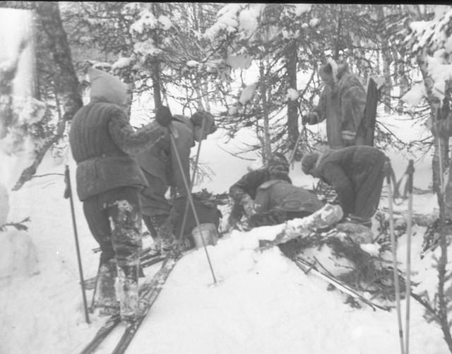 Dyatlov pass 1959 search 31
