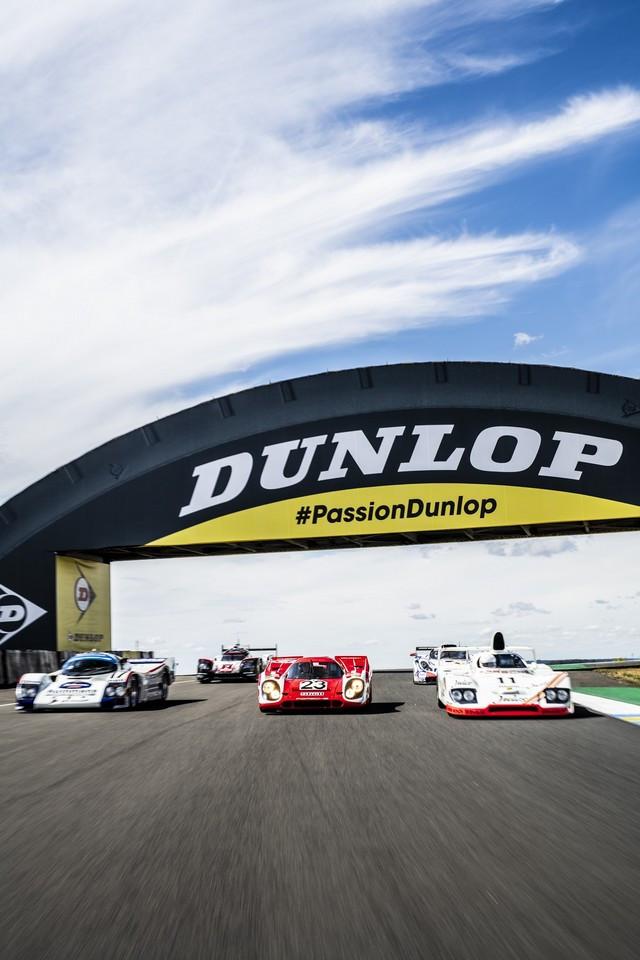 Porsche réuni six prototypes vainqueurs au classement général au Mans S20-4241-fine