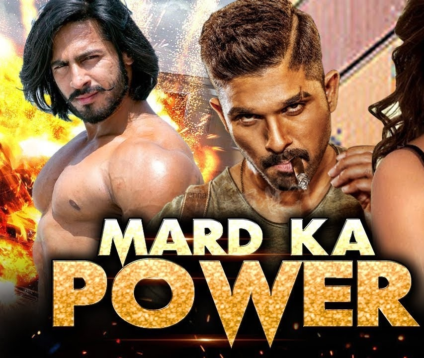 Mard Ka Power  2021 Hindi Dubbed 720p ORG UNCUT HDRip 800MB Download
