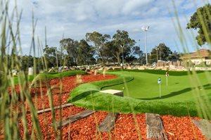 Golf-Perth