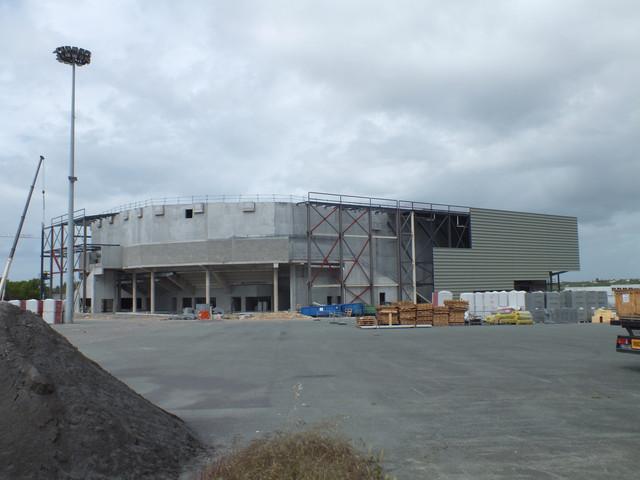 « Arena Futuroscope » grande salle de spectacles et de sports · 2022 - Page 17 DSCF7294