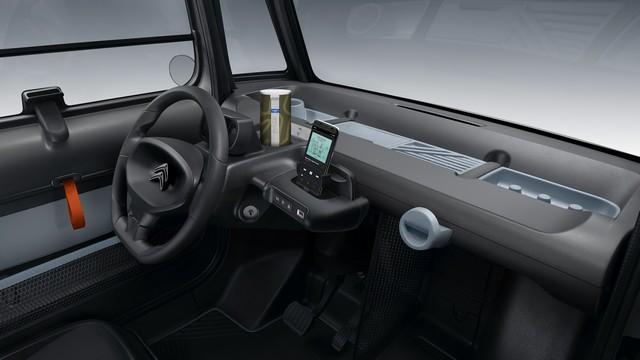 AMI - 100% Ëlectric Arrive Dans Le Réseau Citroën CL-20-005-016