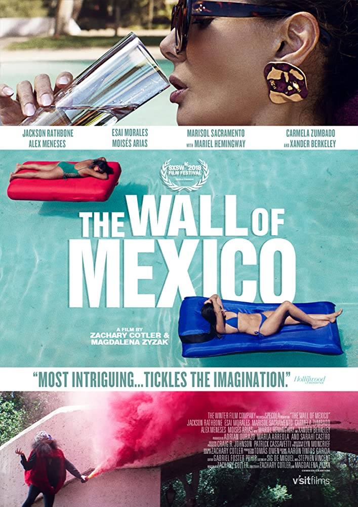 The Wall of Mexico 2020 English 720p HDRip 800MB | 300MB Download