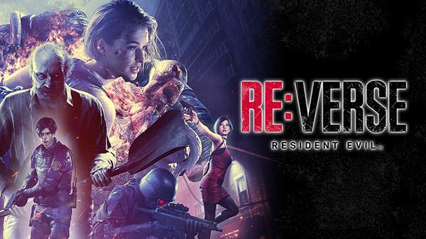 《生化危機Re:Verse》公開測試版將於4月8日至11日發布 RE-Verse-OBT-03-22-21