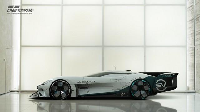 Jaguar Lève Le Voile Sur La Vision Gran Turismo SV : La Voiture De Course 100% Électrique Ultime Pour Les Passionnés De Course Automobile Jag-GTSV-Exterior-05-161220