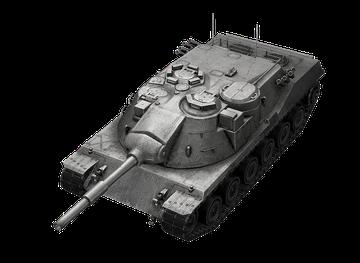 Премиум танк KpfPz 70 World of Tanks Blitz