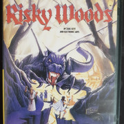 [Fullset] Megadrive Pal Risky-Woods