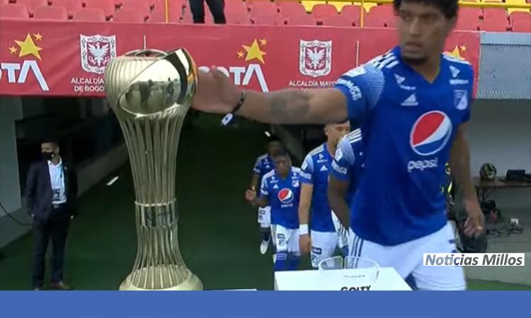 Pereira Millonarios Copa