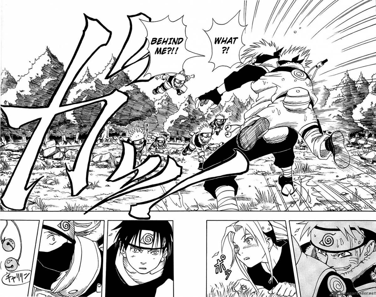 Orochimaru e Jiraiya vs Kisame e Sasori - Página 2 Naruto-1564905