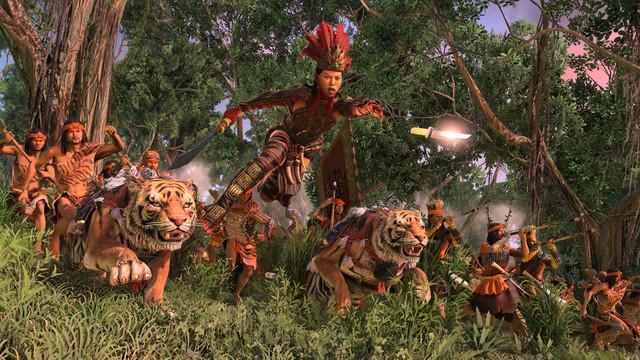 歡迎來到叢林 《Total War: THREE KINGDOMS》《The Furious Wild》擴展包將於9 月3 日推出 Daggerthrow