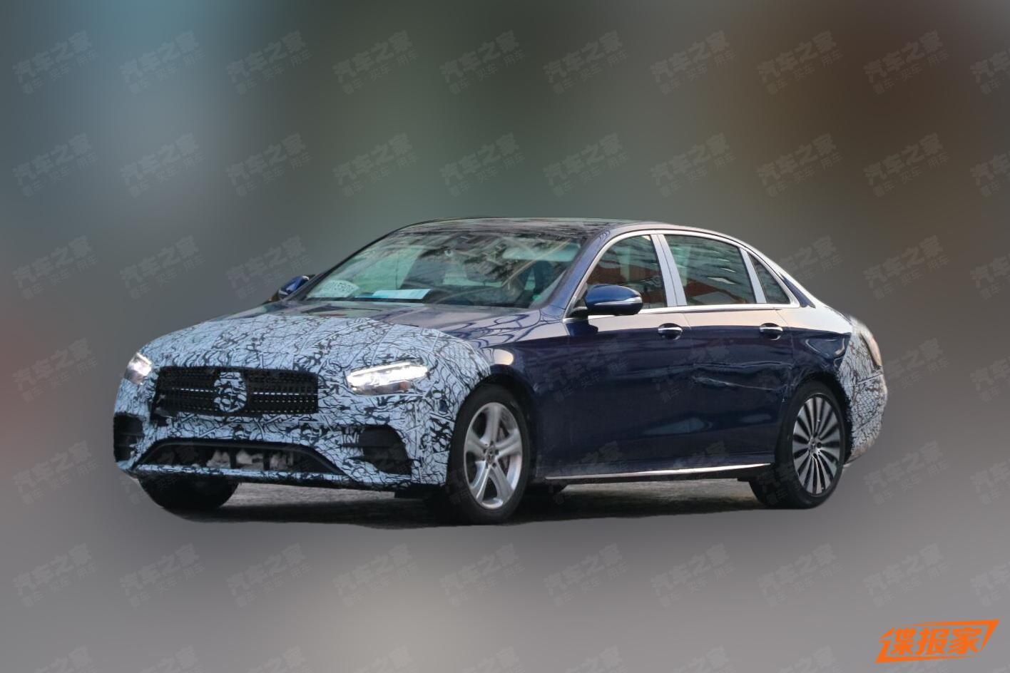 2020 Mercedes-Benz Clase E Facelift 18