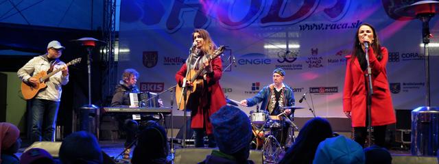 Sima Martausová na Račianskych hodoch 2019