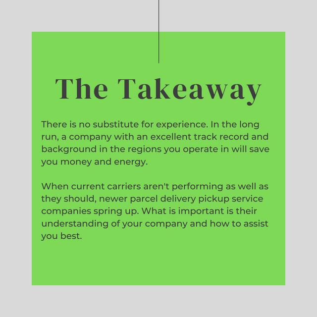 The-Takeaway