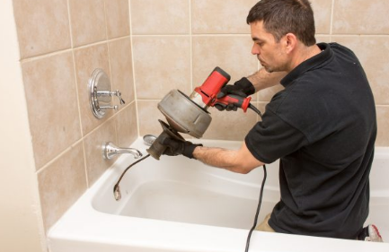 Drain-Cleaning-in-Toronto