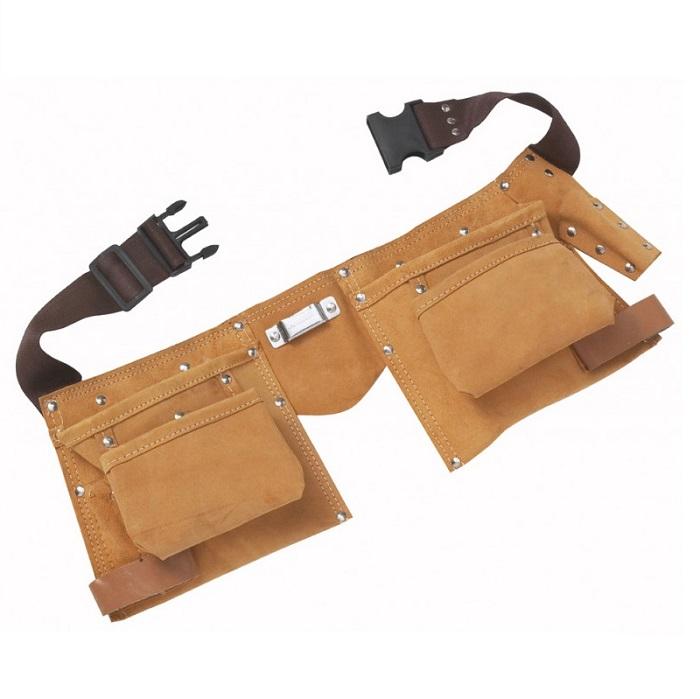 Blue-Spot-Tools-Leather-Double-tool-belt-Toolbelt-16332