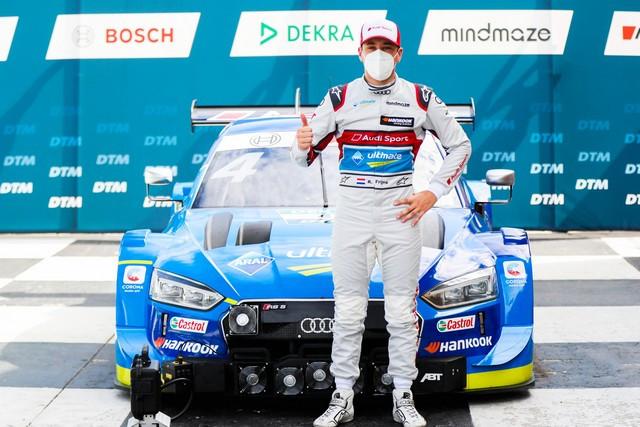 DTM – René Rast remporte le podium Audi au Lausitzring A204879-medium
