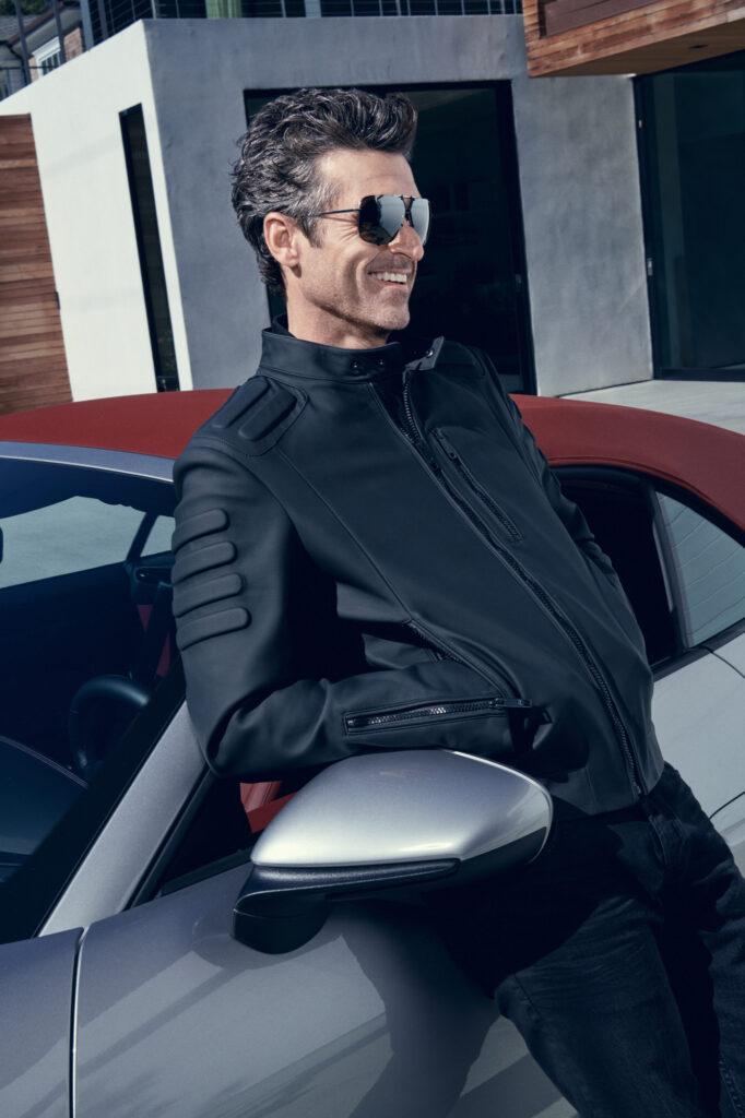 Patrick Dempsey è il nuovo brand ambassador di Porsche Design Eyewear