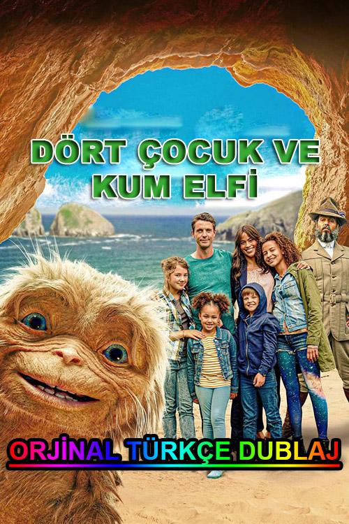 Dört Çocuk ve Kum Elfi | Four Kids and It | 2020 | BDRip | XviD | Türkçe Dublaj | m720p - m1080p | BluRay | Dual | TR-EN | Tek Link