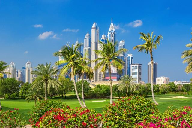 Dubai shutterstock sunshine