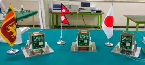 Bird-3 nano satellite