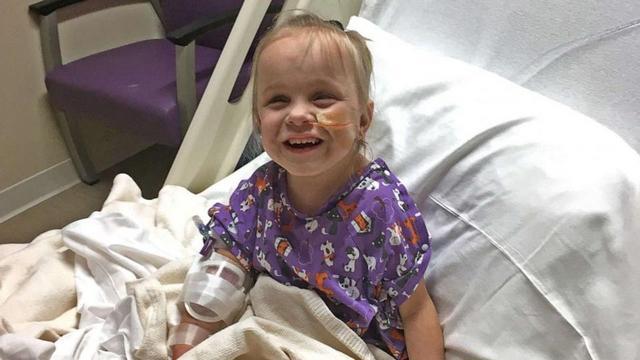 მომვლელმა 5 წლის გოგონას თირკმელი დაუთმო