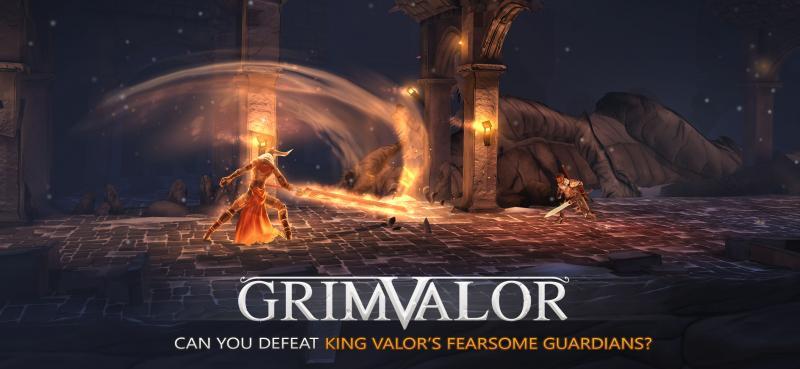Grimvalor (MOD, Money/Full Unlocked)