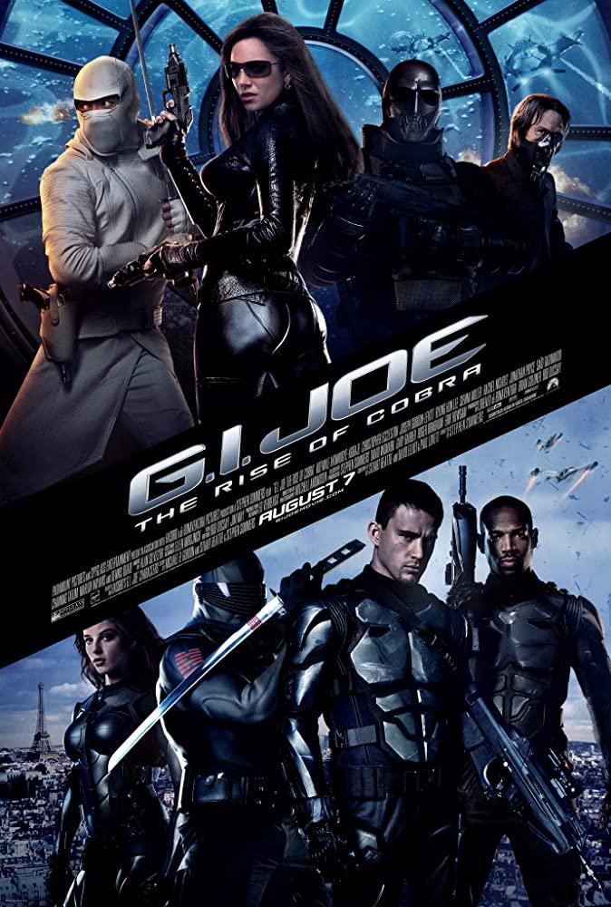 G.I. Joe The Rise of Cobra 2009 Dual Audio Hindi 720p BluRay ESubs 900MB Download