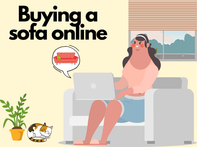 Buying-a-sofa-online