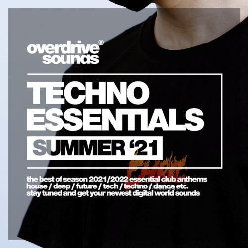 Techno Essentials (Summer '21) (2021)