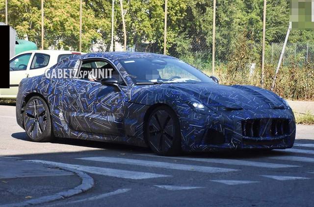 2021 - [Maserati] GranTurismo - Page 3 03-E25-FCA-B595-408-E-B16-B-474-A5-D83508-F