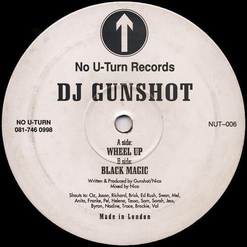 Download DJ Gunshot - Wheel Up / Black Magic mp3
