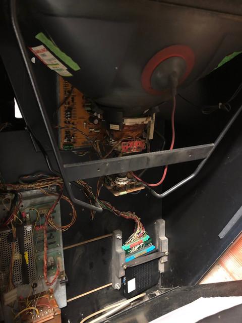 Réparations borne Jeutel 6